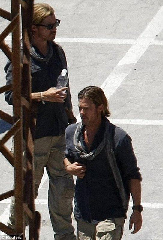 Brad Pitt : La doublure de l'acteur se plaint de son salaire !