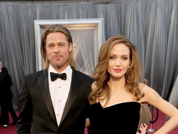 Angelina Jolie et Brad Pitt : un nouveau film à Londres ?