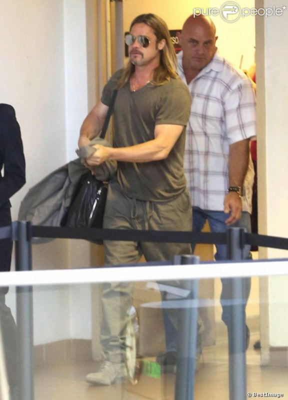 Brad Pitt rénove son beau château de Miraval... pour son mariage avec Angelina ?