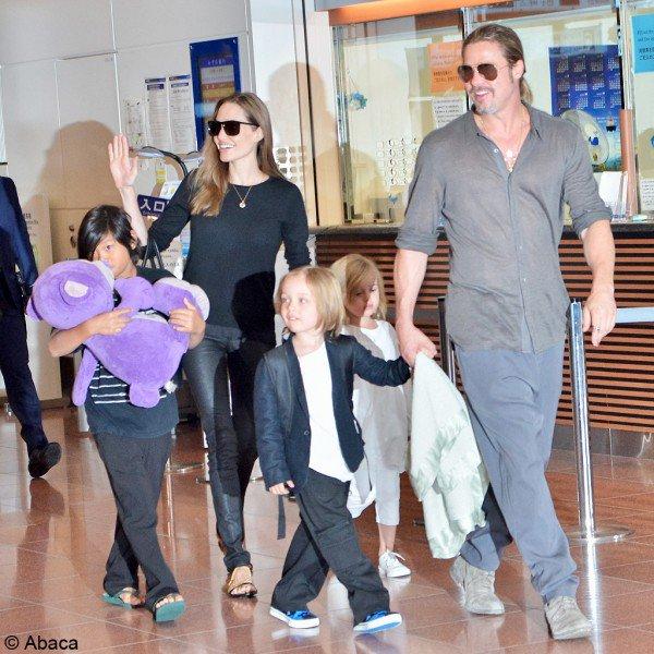 Brad Pitt et Angelina Jolie s'installent en Australie !