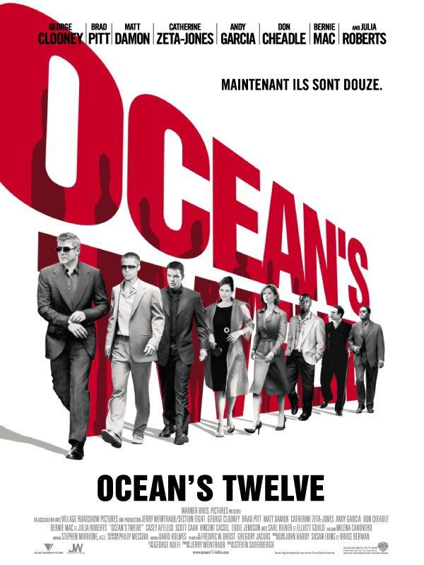 Ocean's twelve =)