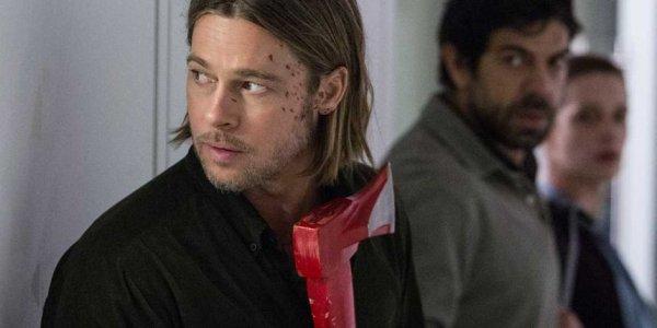 """""""World War Z"""" : le plus gros succès de la carrière de Brad Pitt"""