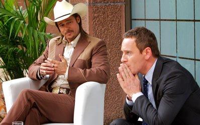 Brad Pitt, Penelope Cruz et Cameron Diaz forment le Cartel