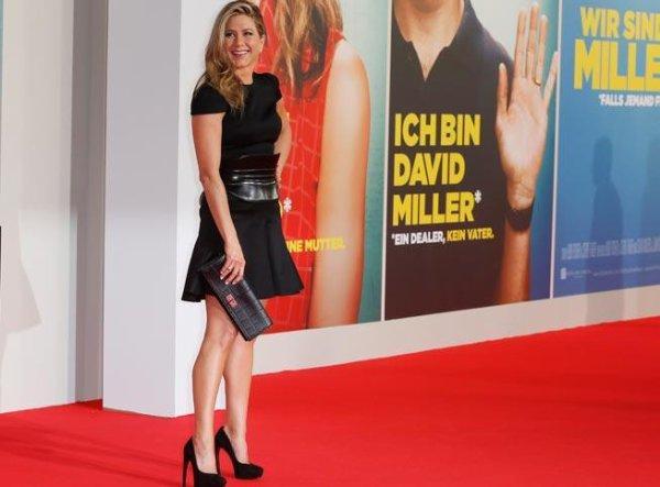 Jennifer Aniston nie fermement être enceinte