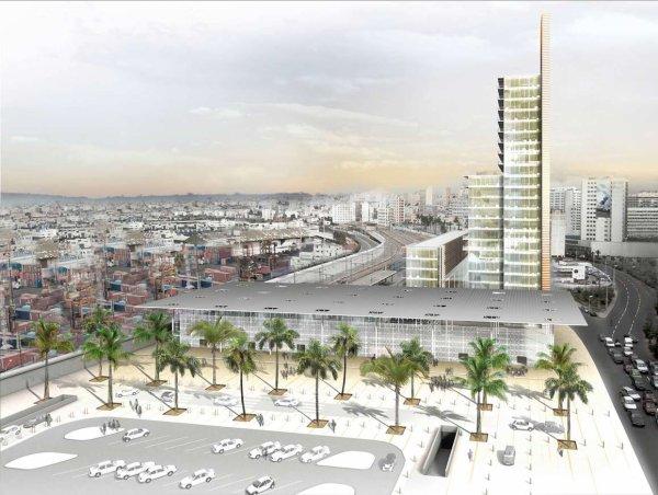 La Nouvelle Gare de Casa Port