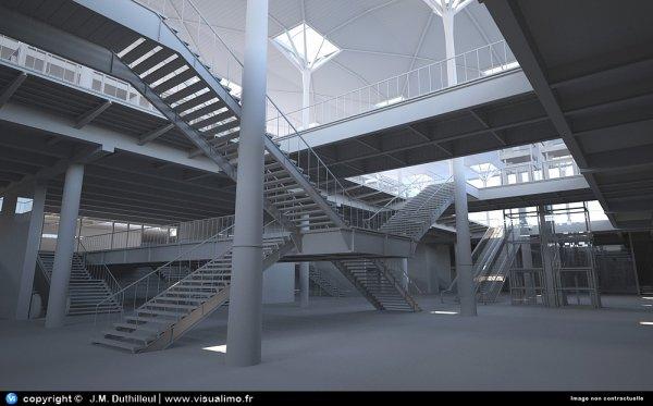 La Future gare de CASA-PORT