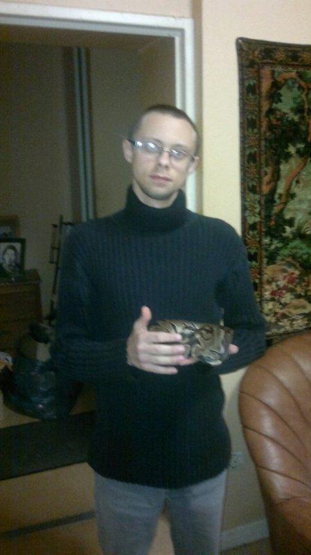 Le serpent et moi