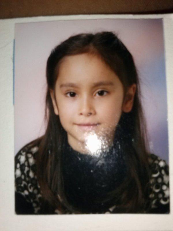 Quand j'avais 6ans.