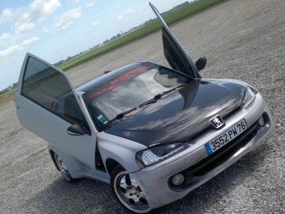 Peugeot 106 MAXI R'BAC(anciennement 106 gt maxi)