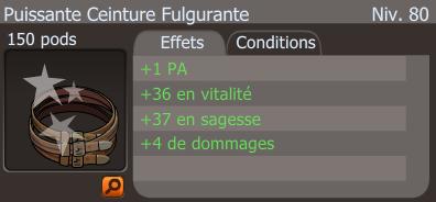 Fulgurance.