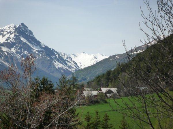 Le Lautaret - Pont de l'Alp