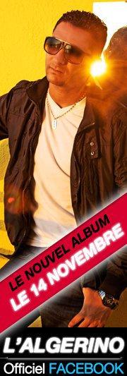 ; NOUVEEL ALBUM DE l`ALGERiNO DATE OFFiCiEL .