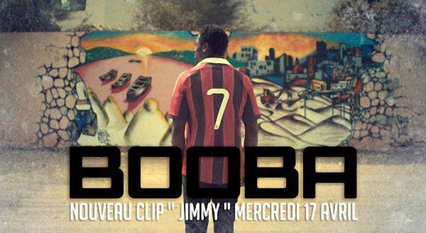 """Booba balancera son clip """"Jimmy"""" le 17 Avril prochain ! (NEWS)"""