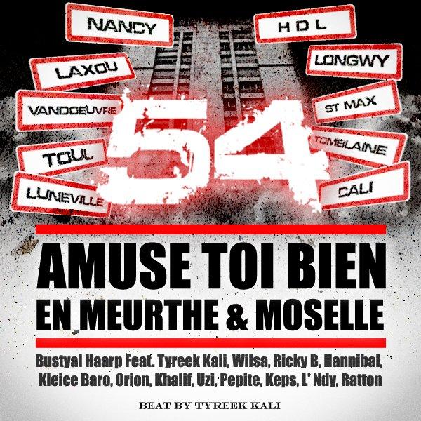 Le 10 mai prochain la Meurthe et Moselle va répondre à Booba ! (NEWS)