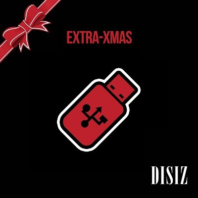 Disiz - Extra-Xmas (Telechargement Net Tape)