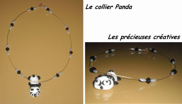 Le collier Panda