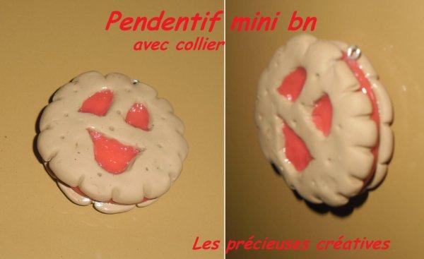 Le collier mini bn