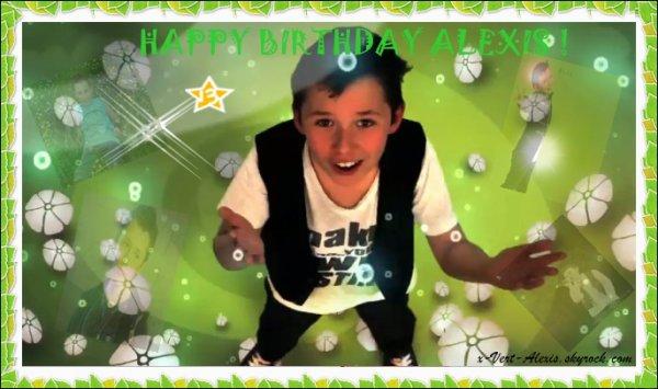 Happy Birthday Alexis (L)