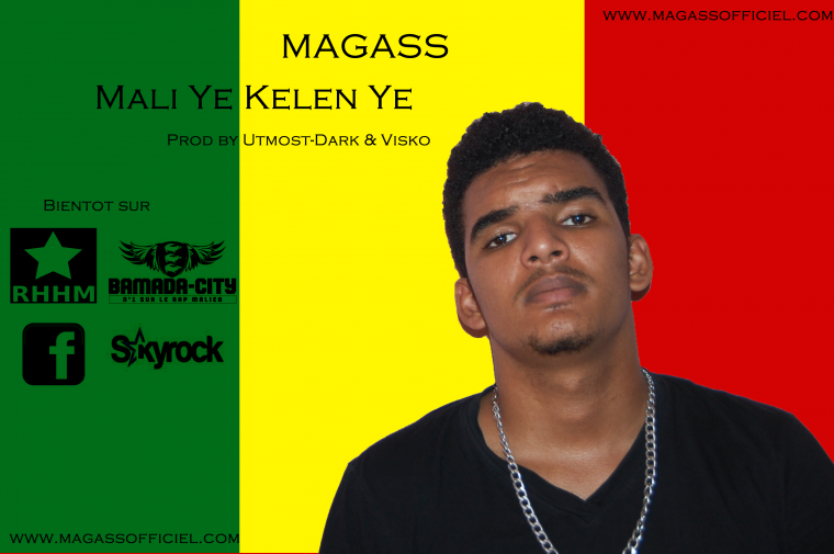 Magass / Magass - Mali Ye Kelen Ye (2014)