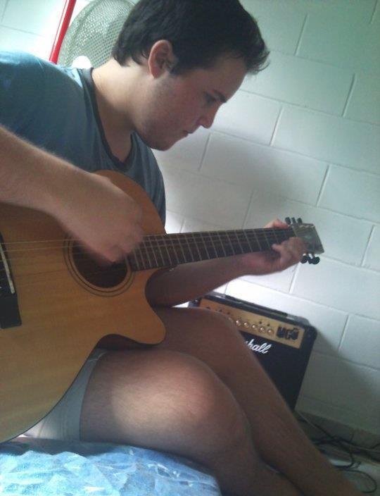Cool mwa en mode guitare