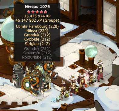 Le Comte de Nileza !
