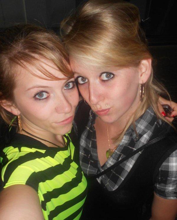 Et toujours moi et ma soeur
