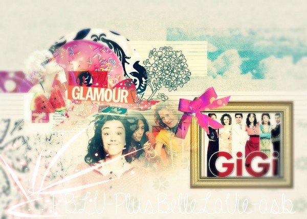 xxxxxxLes acteurs de Plus belle la vie à l'affiche de la pièce de théâtre Gigi !