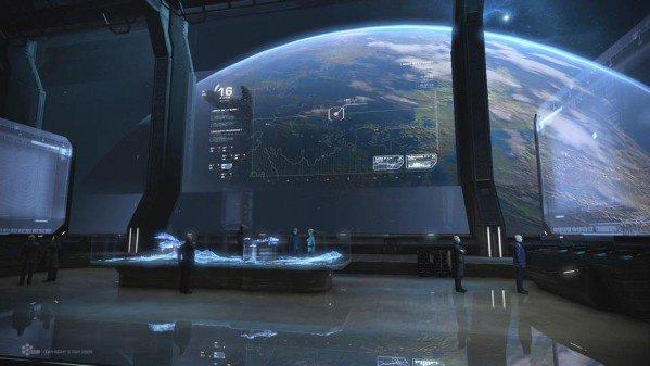Une flotte terrienne secrète en orbite, et dans l'espace… ?