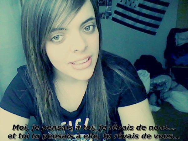 Je ne suis pas parfaite, mais Je ne suis pas faite pour plaire à tous le monde.!*
