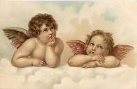 deux petites ange pour les deux fille