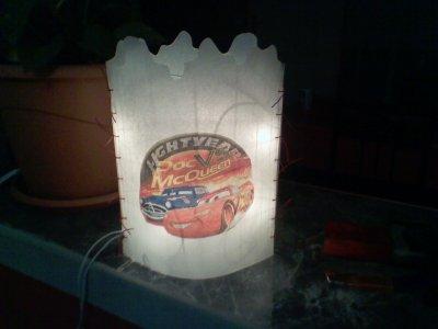 lampe cars