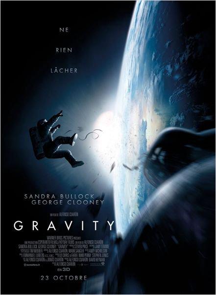 FILM : Gravity !!