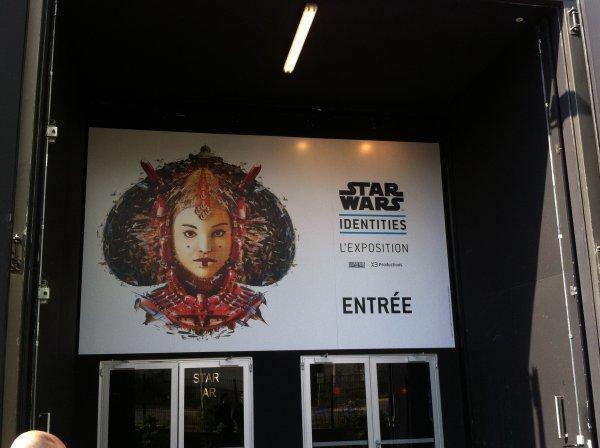 STAR WARS IDENTITIES épisode 1