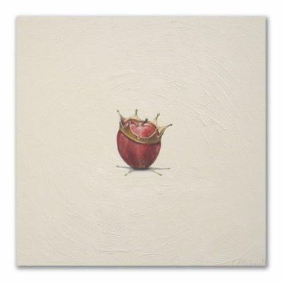 De Gekroonde appel      (www.antoon.be)