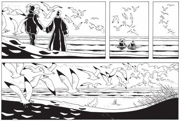 """""""D'avoir si mal aimé, j'ai le mal de mer"""""""