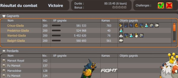 Le Combat N'Est Pas Terminer !