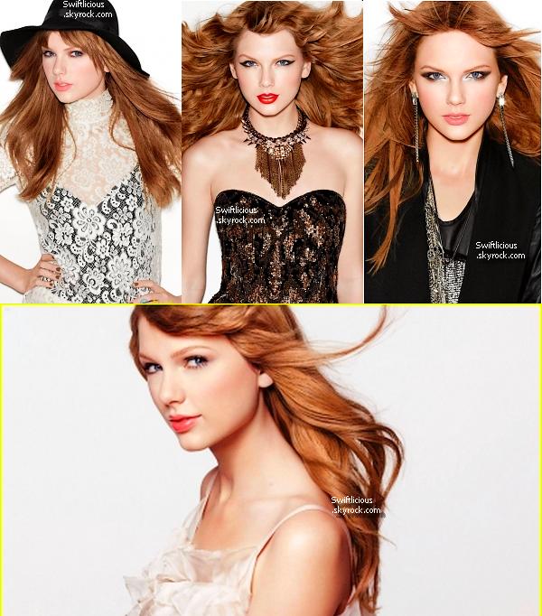 ♦ Voici un photoshoot datant de cette année réalisé pour la Marque COVERT GIRL + un behind the scenes consacré à Taylor ! Qu'en pensez-vous ?