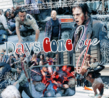 Episode 1 : Days Gone Bye Créa By ♥