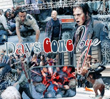 Episode 1 : Days Gone Bye Créa By ♥