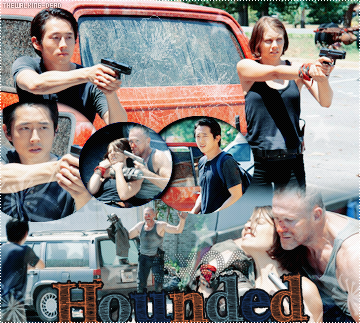 Saison O3 Episode O6 : HoundedCréa By ♥