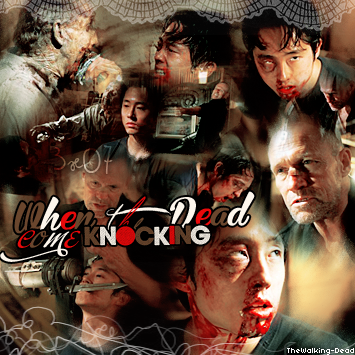 Saison O3 Episode O7 : When the Dead Come Knocking Créa By ♥