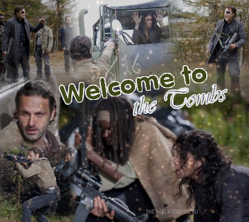 Saison O3 Episode 16 : Welcome to the TombsCréa By ♥