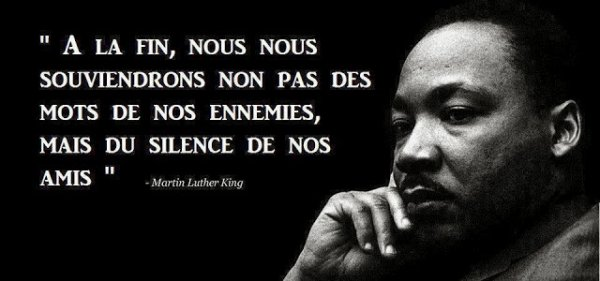 Luther King Citation
