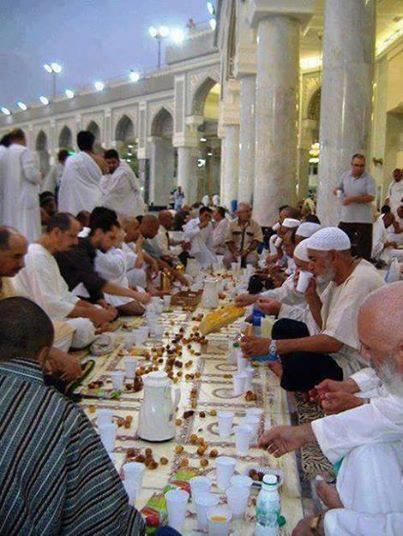 وفي ثَاني جُمعة من رمضان ، أسألك يَا الله أن ترزقني الإفطار في البيت الحرام أنا وكُل من رأى هذا المنشور وقَال أمين