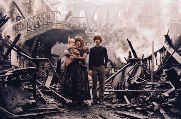 Résumé des désastreuses aventures des orphelins Baudelaire