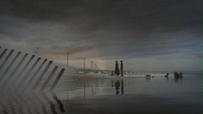 Les différents lieux de la série : la plage de Malamer