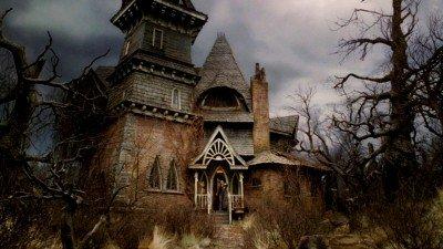 Les différents lieux de la série : la maison du comte Olaf