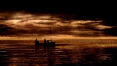 Les différents lieux de la série : le lac Chaudelarmes