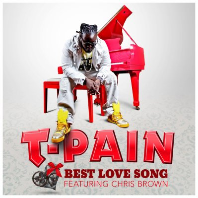 T-pain ft chris brown - best love song (2011)