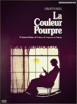 LA COULEUR POURPRE